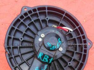 Мотор печки на Honda Odyssey RB1 K24A
