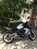 мотоцикл KAWASAKI ER-6