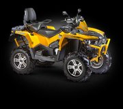 квадроцикл STELS ATV 800 GEPARD 4X4