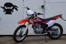 кроссовый HONDA HONDA XR250 ZF-KY SPORT-003