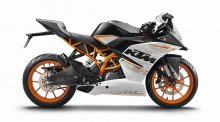 мотоцикл KTM RC 390 ABS