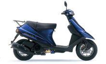 скутер SUZUKI ADDRESS V50 (2-местный)