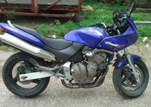 мотоцикл HONDA CB 600 HORNET-S