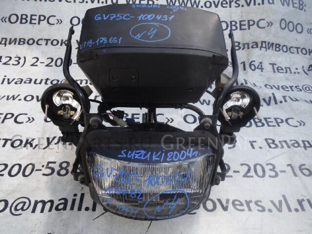 Приборная панель на SUZUKI GV75C GSF1200 V719