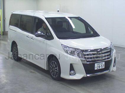 Toyota Noah 2014 года в Японии