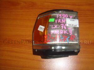 Габарит на Toyota Mark II GX71, MX71, SX70, LX70 22-167