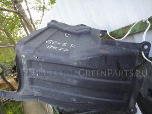 Защита двигателя на Honda Fit GE6GE8
