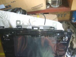 Магнитофон на Subaru Forester SJ5, SJG
