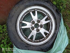Диск литой на Toyota Prius