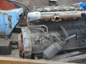 Двигатель на MITSUBISHI MITSUBISHI