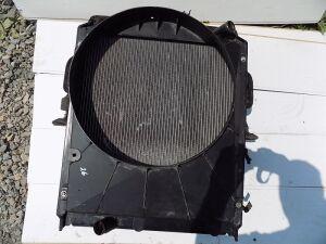 Радиатор основной HINO