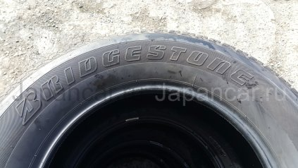 Летнии шины Bridgestone Dueler 285/60 18 дюймов б/у во Владивостоке