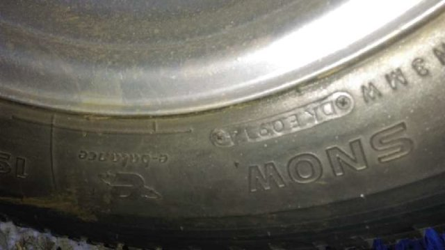 шины Toyo 0/85R16LT на дисках R16