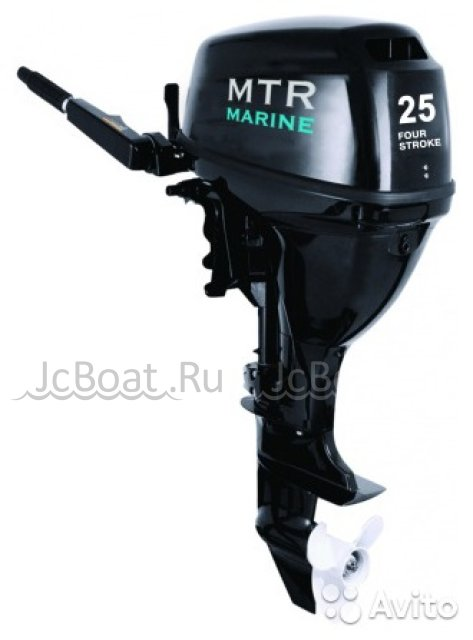 мотор подвесной MARINE MTR MARINE F 25 BMS 2015 г.