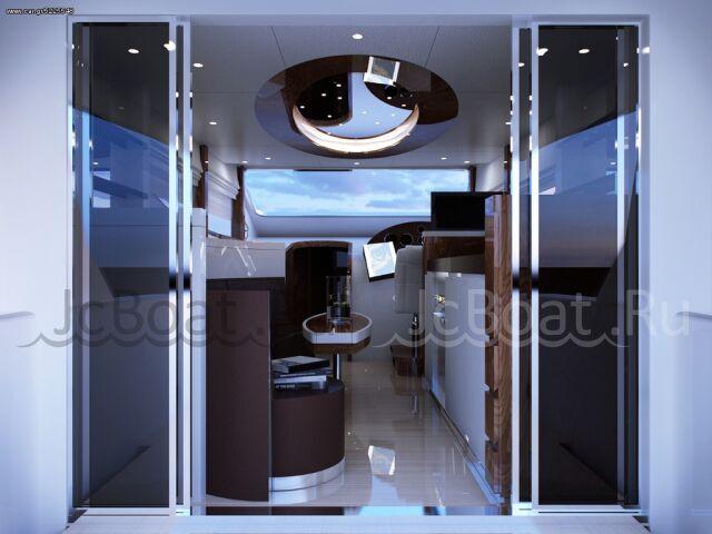 яхта моторная R60 2014 г.