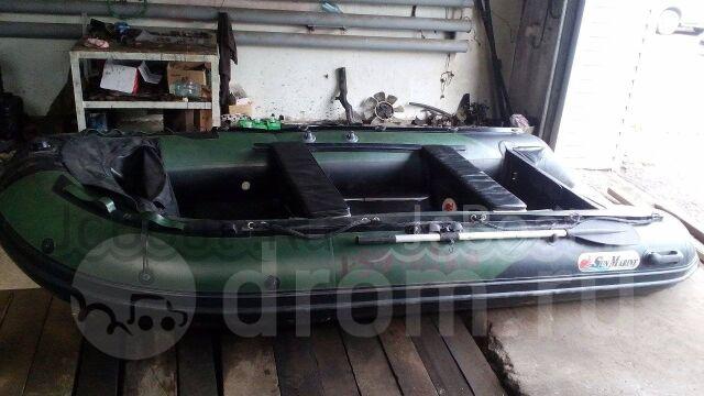 лодка ПВХ SUN-MARINE SDP 2011 г.