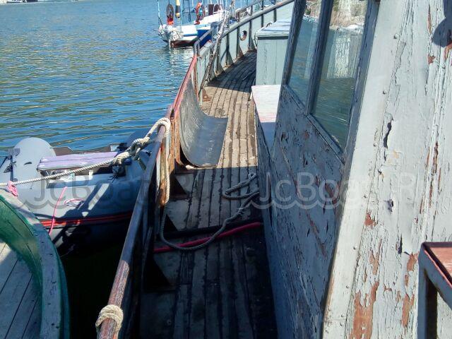 судно рыболовное маломерное 0 г.