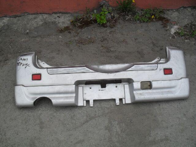 Бампер на Daihatsu Terios J111G