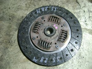 Диск сцепления на Mazda Bongo SS28M R2