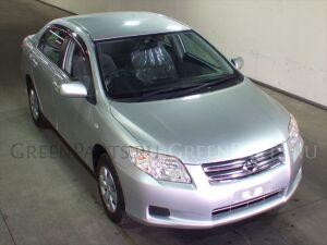 Радиатор печки на Toyota Corolla Axio NZE141 1NZFE
