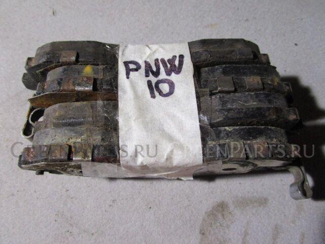 Тормозные колодки на Nissan Avenir PNW10