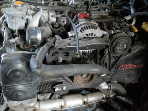 Двигатель на Subaru Legacy BH5 EJ20TT A928766