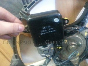 Диффузор радиатора на Mitsubishi Dion CR5W, CR6W, CR9W 4G63, 4G94 моторчик