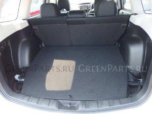 Коврик багажника на Subaru Forester SH5 EJ205