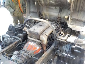 Подушка кабины на Mitsubishi Canter FE632G 4M51