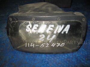 Туманка на Nissan Serena C24 114-52470