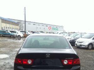 Подкрылок на Honda Accord CL9