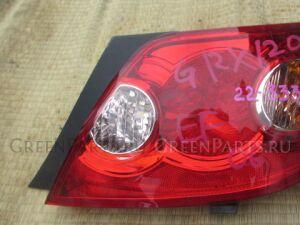 Стоп на Toyota Mark X GRX 120 22-333