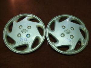 Колпак на колесо на Nissan Bluebird U14