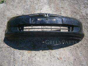 Накладка на бампер на Honda Fit GD3, GD4, GD1, GD2