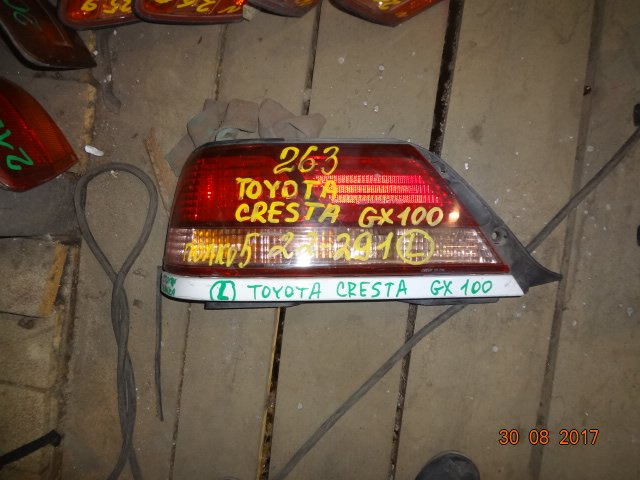 Стоп-сигнал на Toyota Cresta JZX100 263 22-291