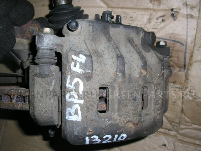 Тормозной диск на Subaru Legacy BP5 EJ20