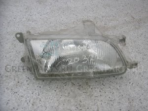 Фара на Toyota Corolla EL51 16119