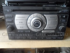 Магнитофон на Nissan X-Trail NT31 MR20DE