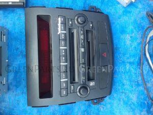 Магнитофон на Mitsubishi Outlander CW5W 4B12