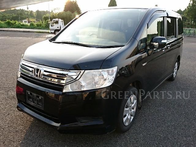 Крыло на Honda STEP WAGON RK1