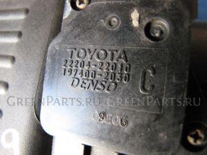 Датчик расхода воздуха на Toyota Corolla ZZE122 1ZZ 22204-22010