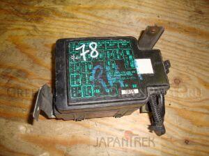 Блок предохранителей на Honda SMX RH1 B20B 78