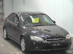 Защита двигателя на Subaru Legacy B4 BL5 EJ203