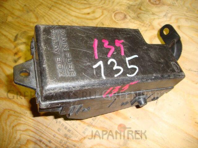 Блок предохранителей на Subaru Forester SG5 EJ20 135