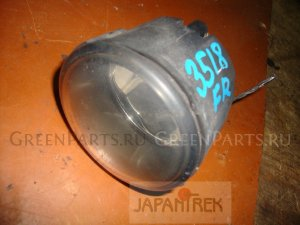 Туманка на Nissan Serena NC25 MR20