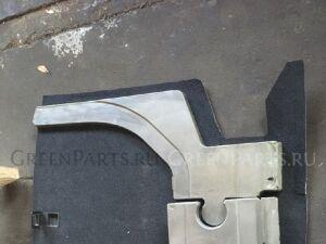 Обшивка багажника на Toyota Avensis AZT251