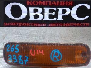 Повторитель в бампер на Nissan Bluebird U14 3387