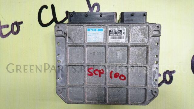 Блок efi на Toyota Ractis SCP100 2SZ-FE 89661-52D20