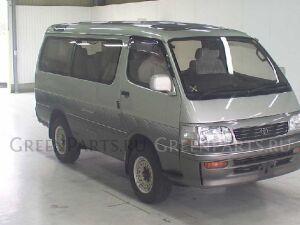 Защита на Toyota Hiace KZH106 1KZ-TE