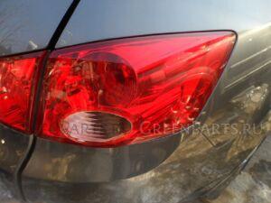 Стоп на Honda Accord CW2 K24A P8050